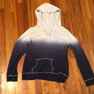 Harper&Elliott ombre kids sweatshirt